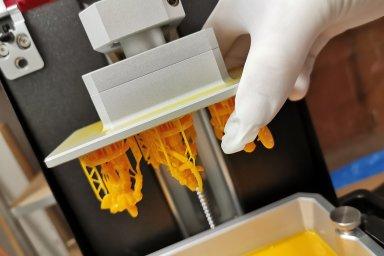3D tiskárna Prusa SL1 umí tisknout jemné detaily, musí se s ní ale umět