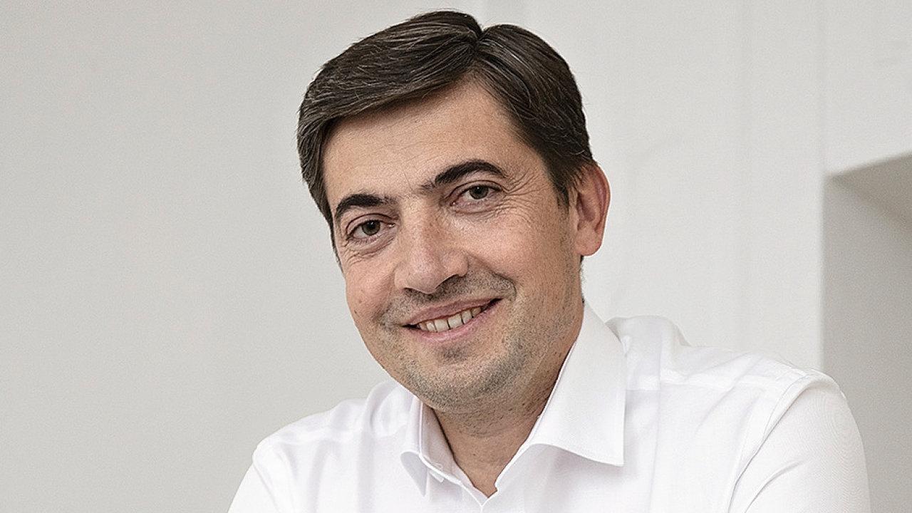 Tomáš Vysoudil, obchodní ředitel RSBC