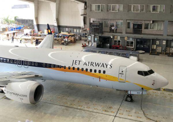 Jet Airways, Boeing 737 Max 8