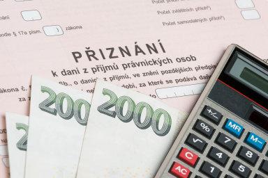 V roce 2020 by se měla celková daňová zátěž v české ekonomice opět mírně zvýšit - Ilustrační foto.