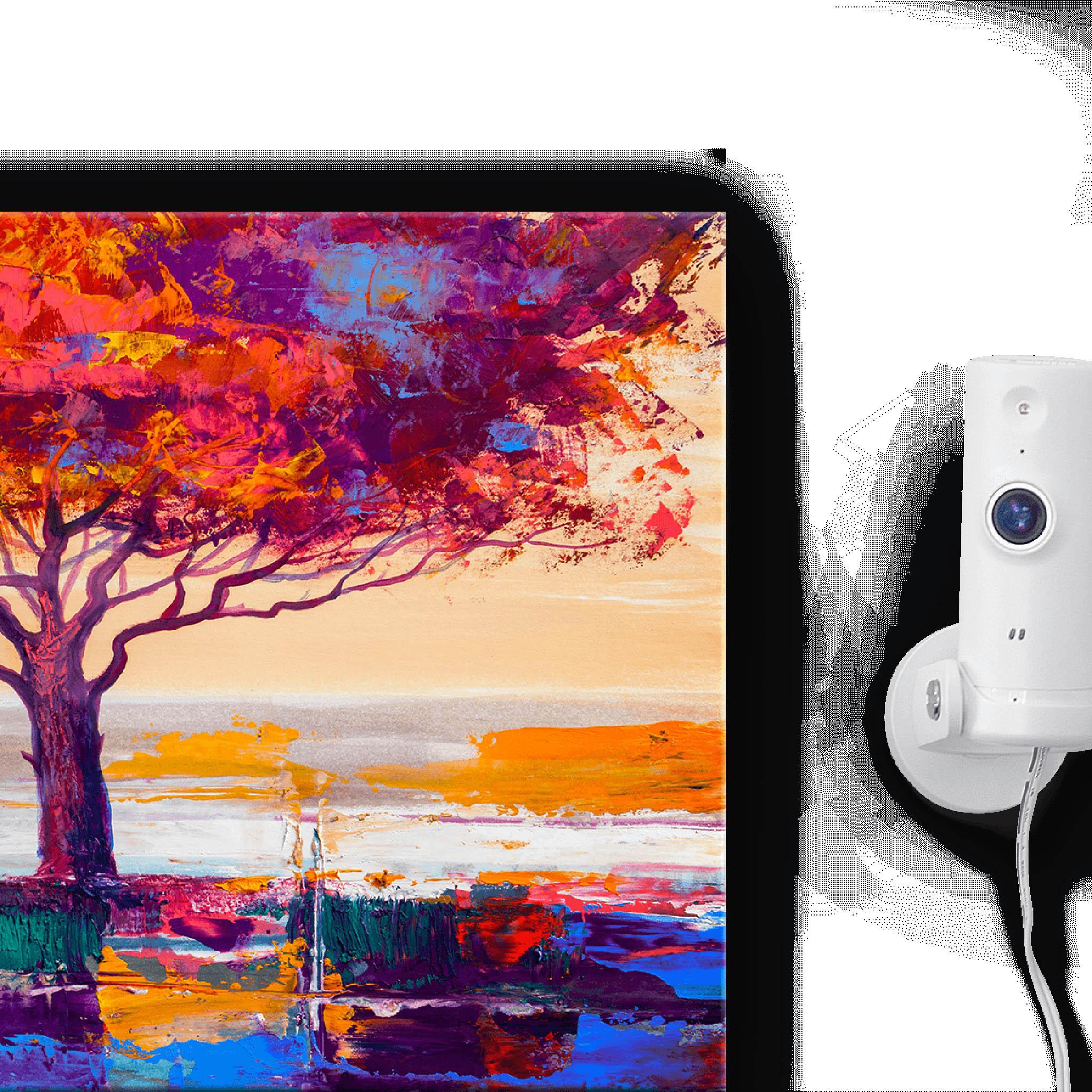 Strojové učení aumělá inteligence, to jsou technologie, které využívá inová kamerka D-Link DCS-8325LH.