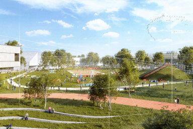 PPF postaví novou čtvrť vLetňanech, nahradí sportovní letiště. Ta vlastní pozemky, nanichž je nyní sportovní letiště. Začne se stavět nejdřív za 10 až 15 let.