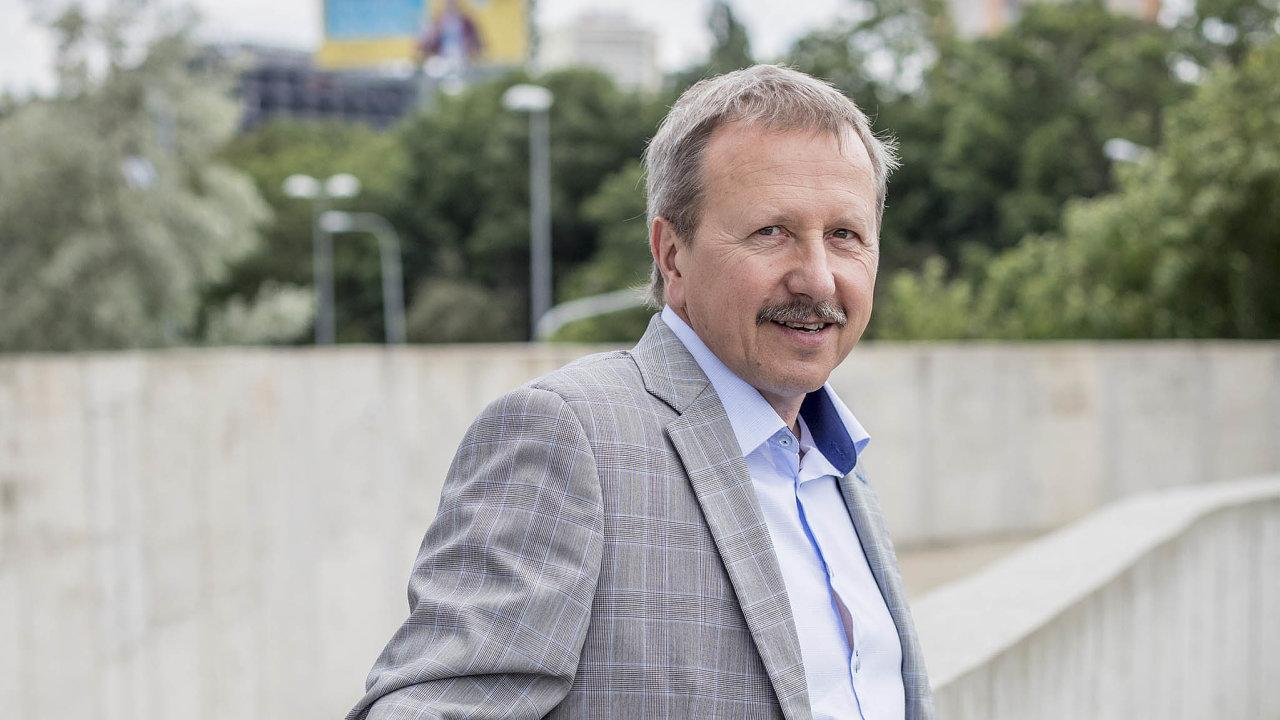 Martin Doksanský, generální ředitelapředseda představenstva společnosti SMP CZ