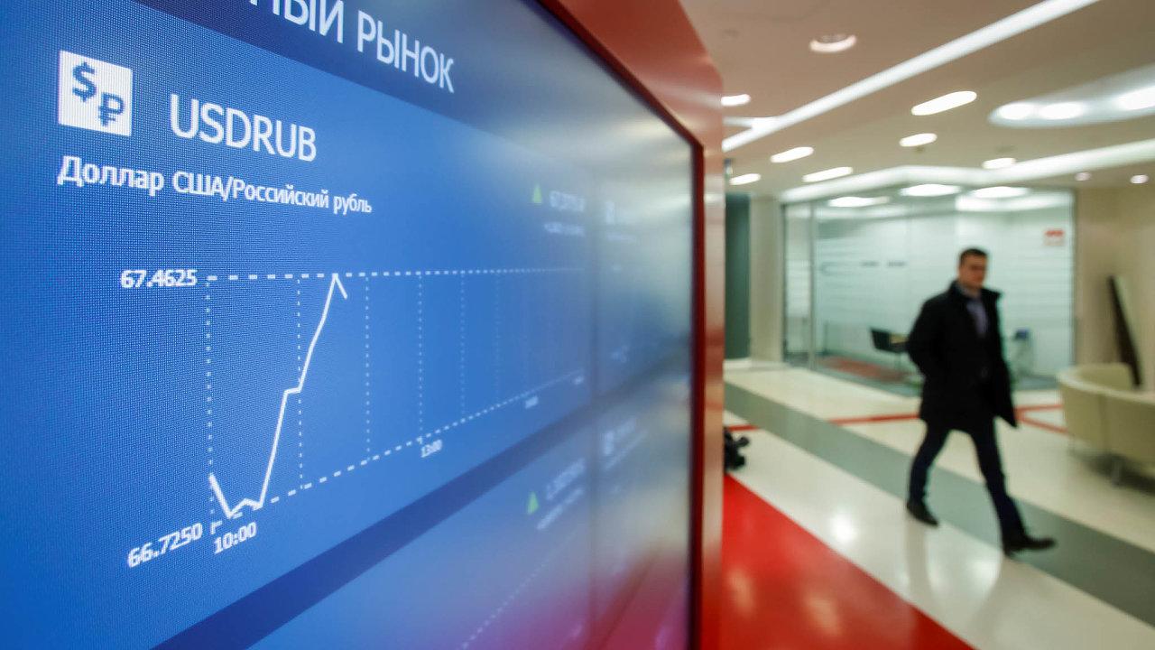 Účet kobchodování nadomácím akciovém trhu má teď vRusku přes 5,3 milionu lidí.
