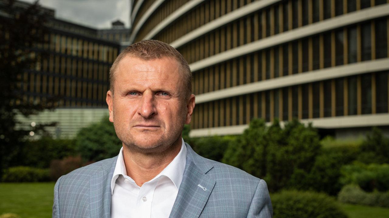 Pavol Krúpa je zakladatelem, významným akcionářem a předsdou dozorčí rady fondu Arca Capital CEE.