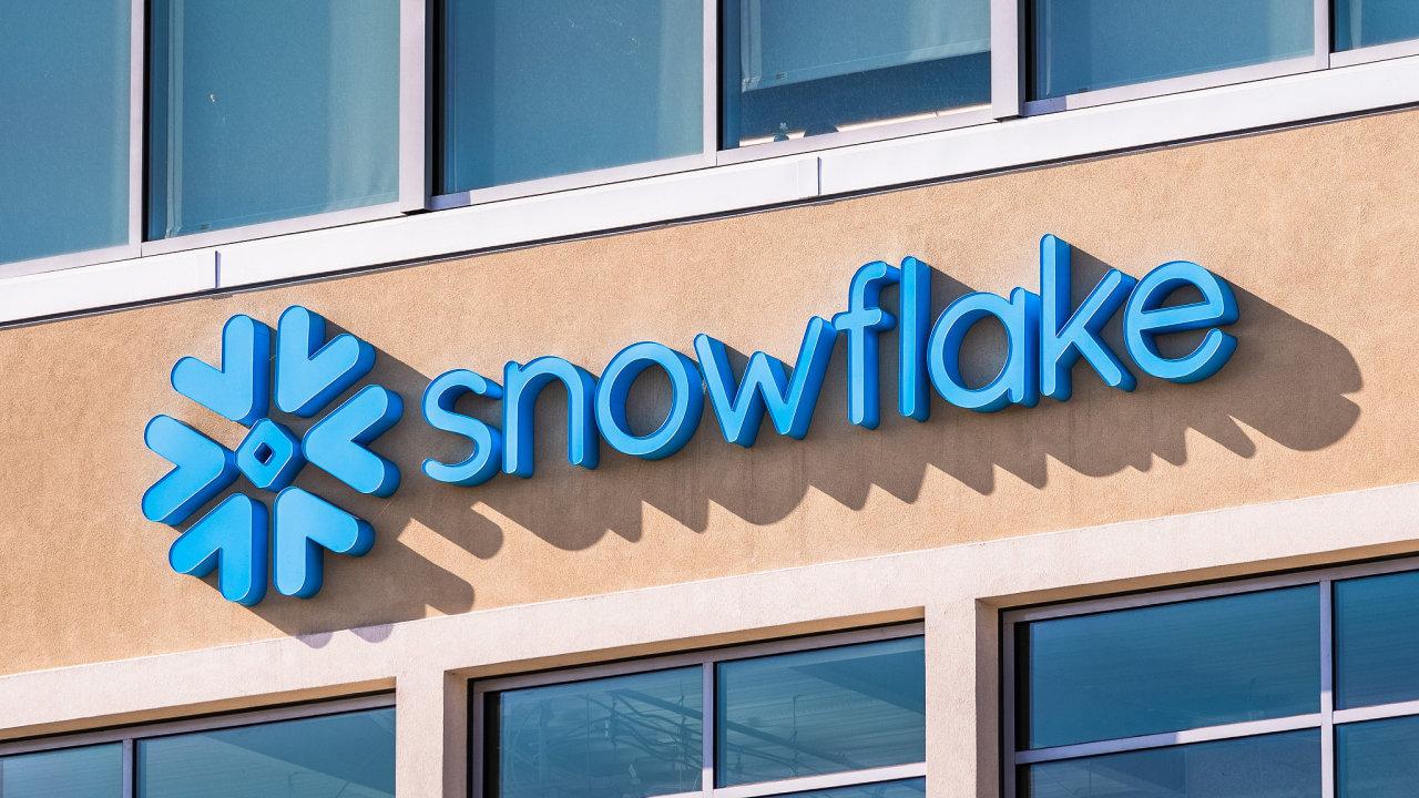 Softwarová společnost Snowflake