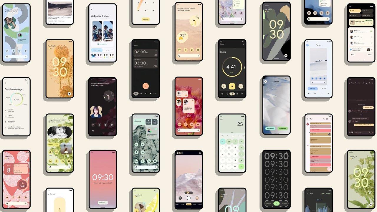 Android 12 bude dynamičtější, plynulejší a barvy změní během okamžiku