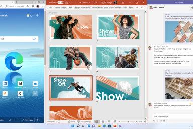 Více oken, více barev, více her a více Androidu. Windows 11 jsou spíše Windows 10.1, ale to nevadí