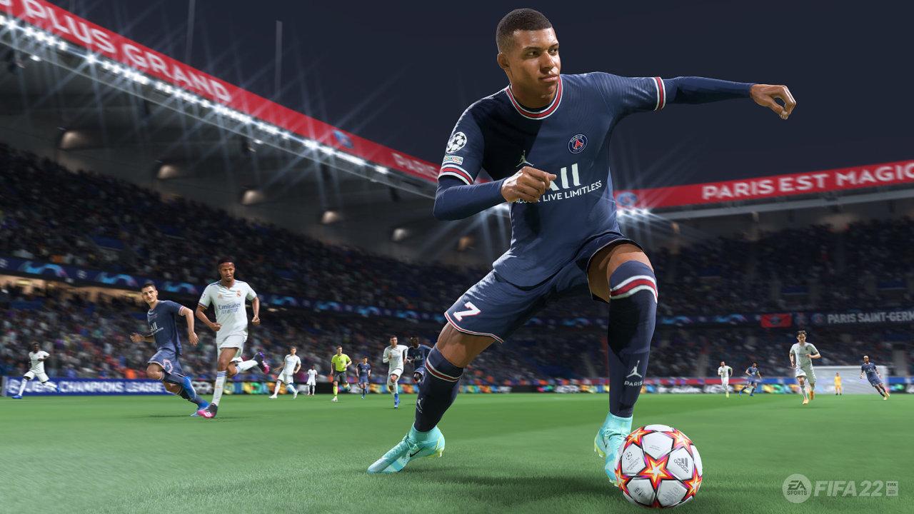 FIFA 22 přidává k fotbalu i nohejbal, hlavní je však stále propojení se špičkovým fotbalem.