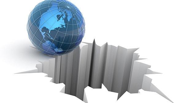 Zamíří svět tři roky po krachu Lehman Brothers opět do recese? Ilustrační foto