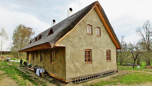Energeticky úsporný dům.