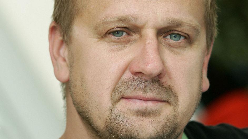 Petr Fischer, analytik HN