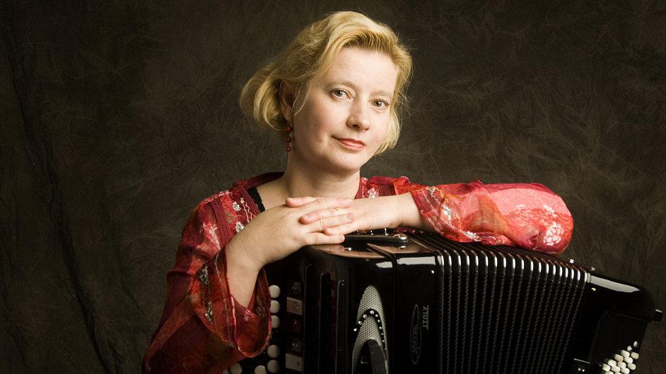 Maria Kalaniemi hrála dlouho klasiku, ale do not nepíše.