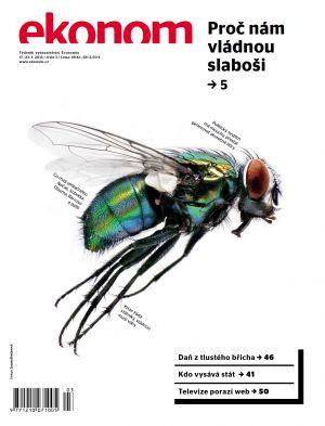 Týdeník Ekonom č. 3/2013