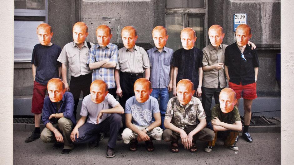 Výstava o ruském uměleckém vzdoru v pražské Meetfactory poběží do 24. března.