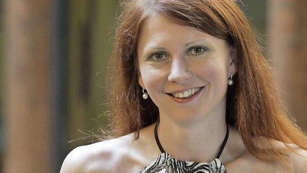 Hana Potměšilová, ředitelka Nadačního fondu pro podporu zaměstnávání osob se zdravotním postižením (NFOZP).