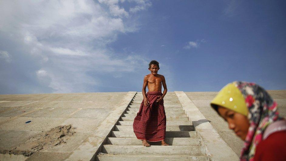 Kambodžská etnická minorita Cham