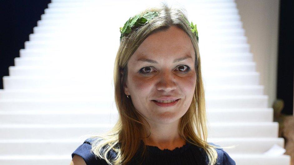 Vítězka Czech Grand Design Monika Drápalová