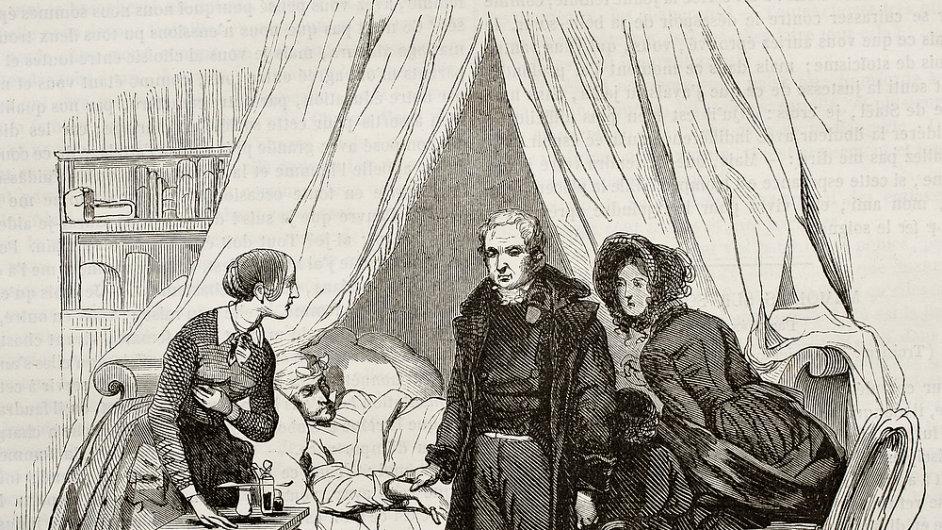 K lékařům 19. století přirovnal Gregory Mankiw shopnosti dnešních ekonomů.