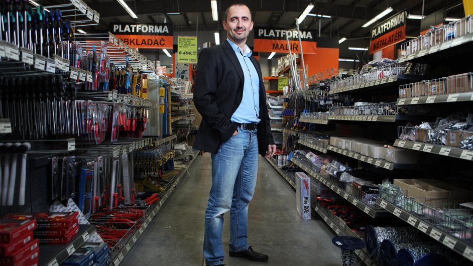 Libor Sonnewend, obchodní ředitel Platformy