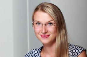 Veronika Kúšiková, manažerka korporátní komunikace společnosti Unilever,
