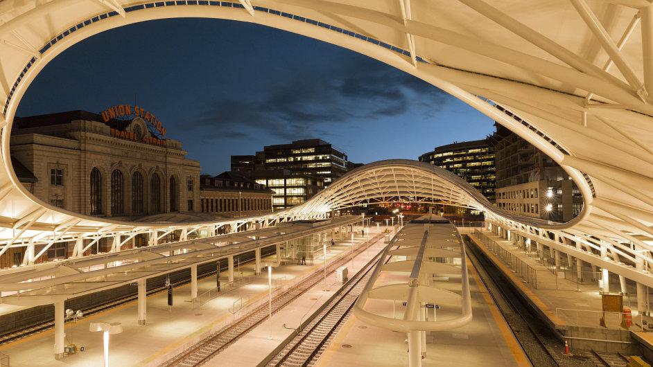 Denver Union Station.