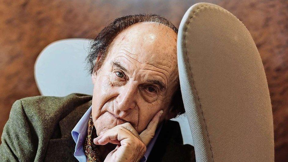 Otto Dov Kulka zasvětil život studiu nacismu a holokaustu.