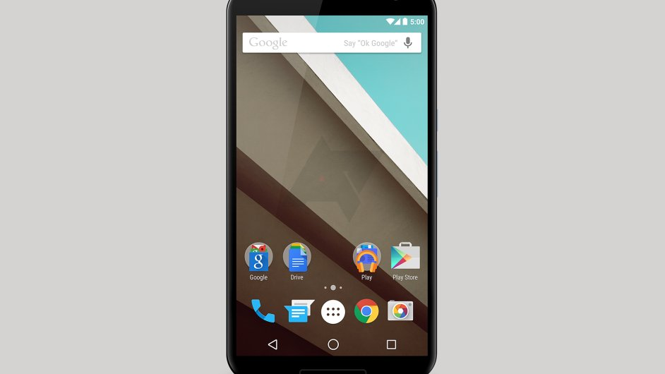 Nexus 6 bude mít obrovský QHD displej.