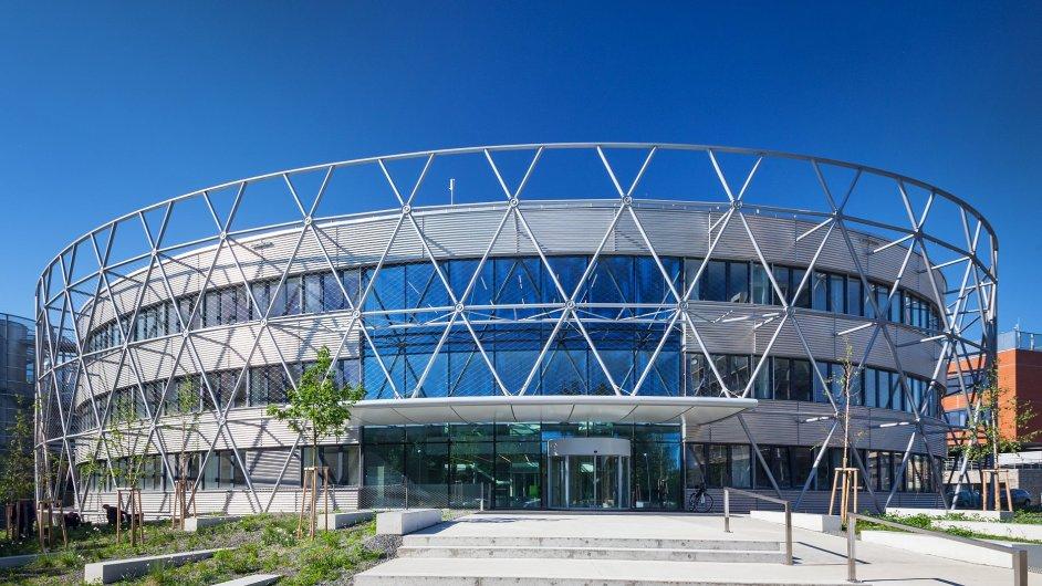Mezi stavbami roku 2014 je i nový Středoevropský technologický institut v Brně.