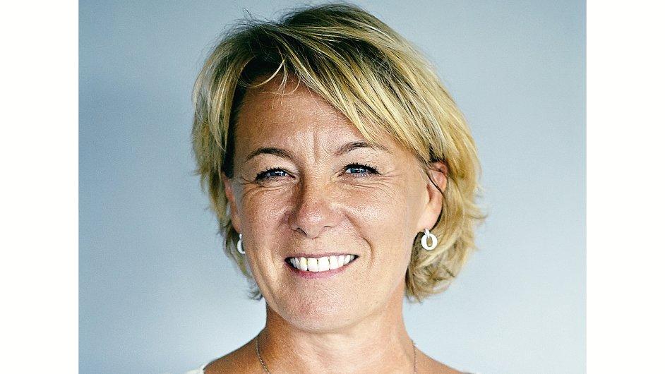 Catherine Coupet, prezidentka a generální ředitelka nadnárodní skupiny Groupe Le Cheque Déjeuner