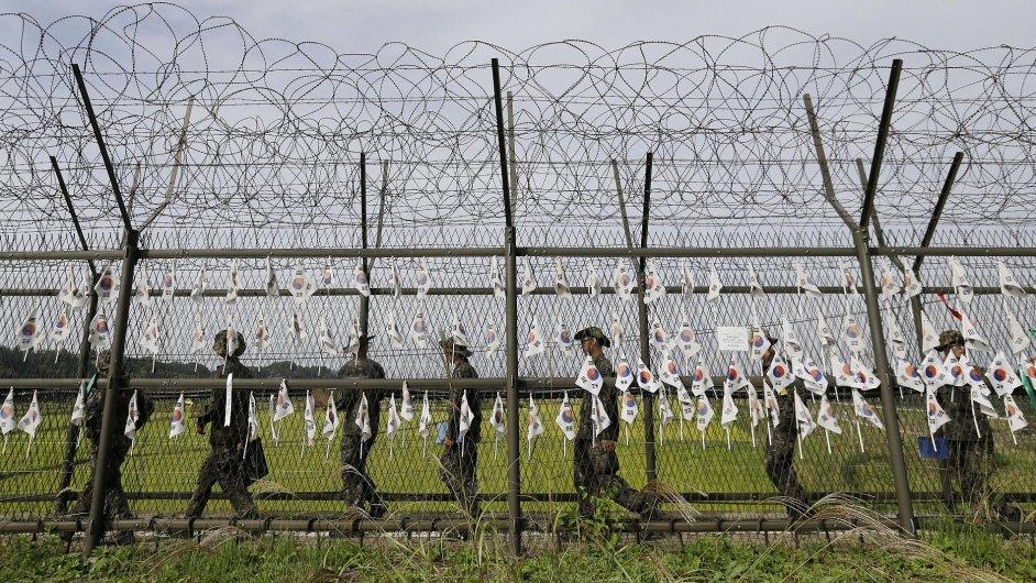 Severní Korea uzavře kvůli hrozbě eboly hranice pro zahraniční turisty