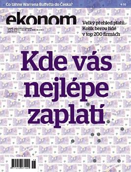 obalka Ekonom 2014 48 350