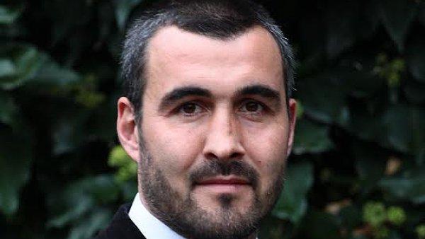 Předseda Česko-saúdské obchodní komory Martin Vrba