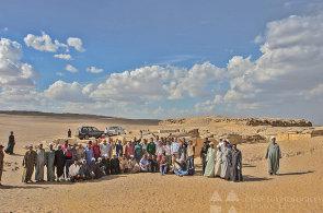 Čeští archeologové objevili hrobku dosud neznámé egyptské královny
