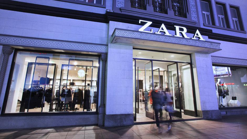 Španělský koncern Inditex, pod který patří i maloobchodní řetězec Zara, navýšil zisk na více než 521 milionů eur.