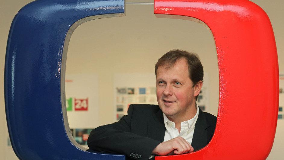 Někdejší šéf TV Nova Petr Dvořák stanul v čele ČT v roce 2011, za Nečasovy vlády