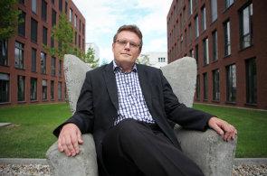 Miroslav Tyburec, generální ředitel Oki Systems