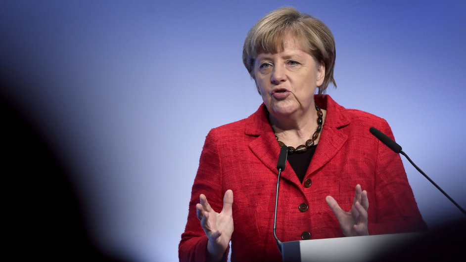 Německá kancléřka Angela Merkelová se bojí rvačky na Balkáně.