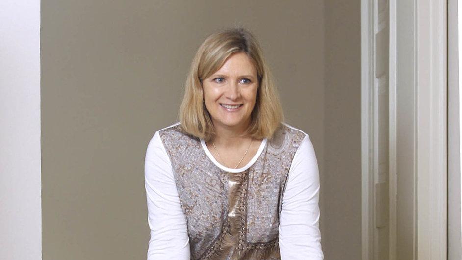 Muriel Anton - Bývalá šéfka české pobočky Vodafonu, jež  poslední dva roky z Česka rozvíjí mentoringový program pro ženy Odyssey.