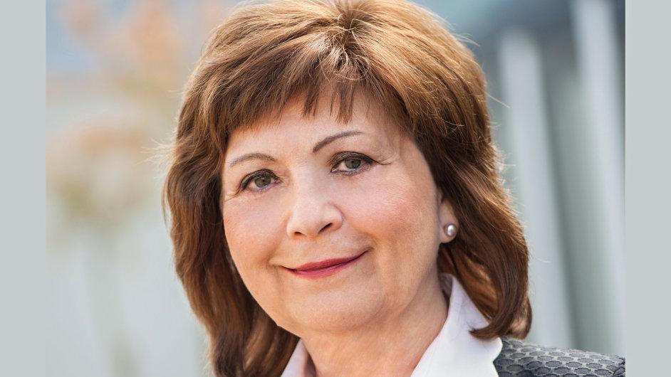 Jiřina Nepalová, předsedkyně Asociace českých pojišťovacích makléřů (AČPM)