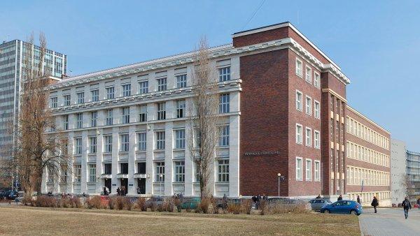 Právnická fakulta Masarykovy univerzity v Brně (na snímku) letos přebrala první místo loňskému vítězi, pražské Právnické fakultě Univerzity Karlovy.