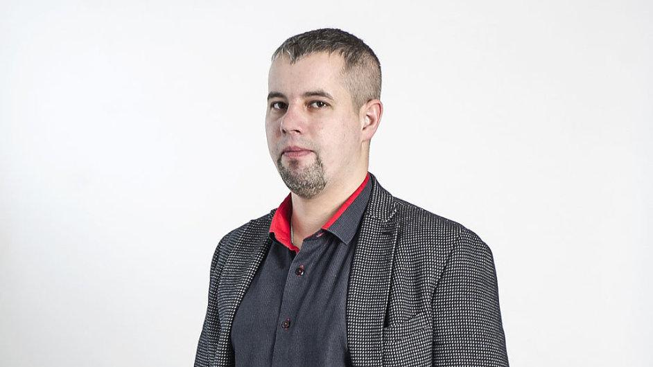 Jan Kučera, ředitel aspolumajitel spediční alogistické společnosti Bohemia Cargo