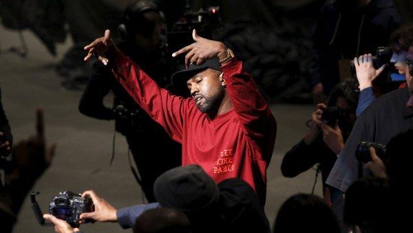 Kanye West své nové album představil v newyorské Madison Square Garden.