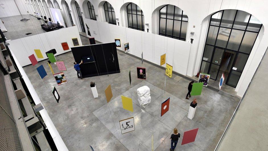 Snímek z nové Fait Gallery