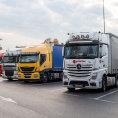 Mezi automobilkami, kter�m hroz� pokuta, je Daimler, Volvo, Renault, DAF, Iveco a Scania. MAN pokut� asi unikne, byl inform�torem - Ilustra�n� foto.