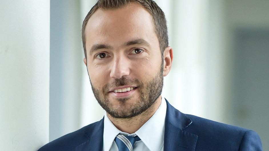 Florin George Calarasu, ředitel oddělení Business Development společnosti Siemens Česká republika