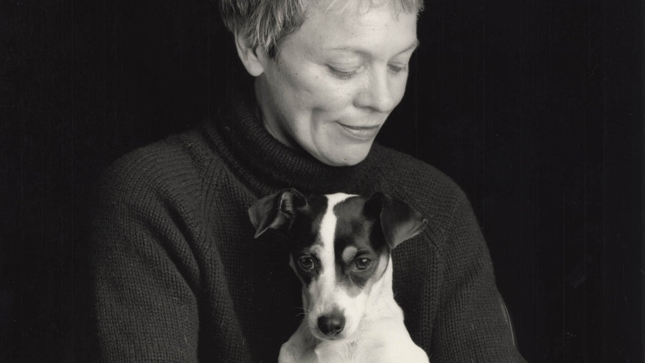 Laurie Andersonová uvede film Psí srdce 29. srpna v pražském Divadle Archa, 1. září snímek vstoupí do běžné distribuce.
