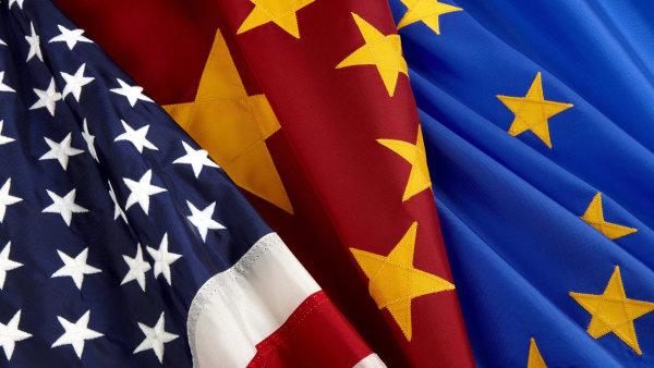 Částečným řešením by v této situaci mohlo být vytvoření virtuální evropsko-čínské obchodní koalice.