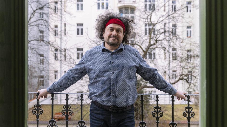 Architekt Oliver Kálnássy