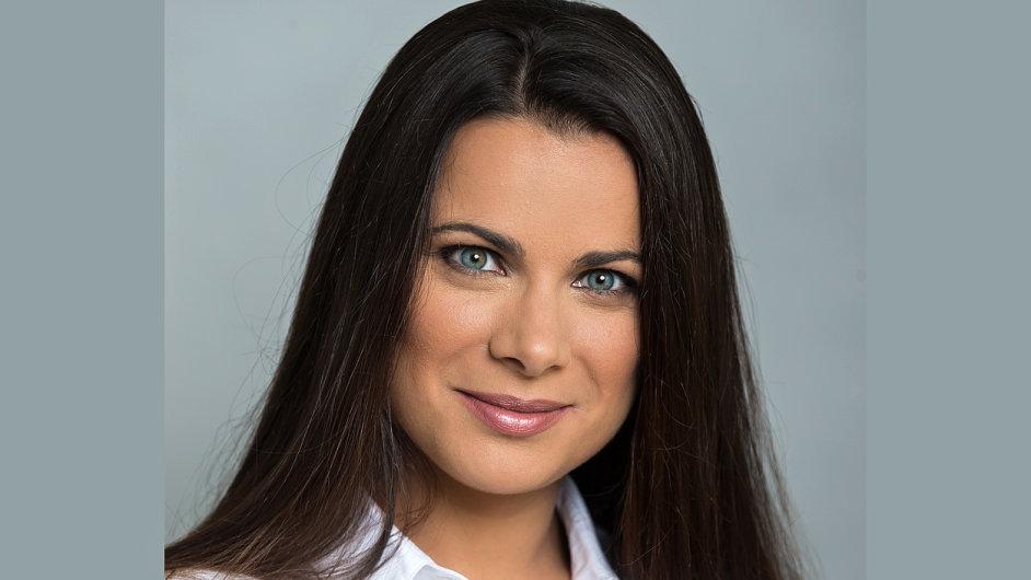Lucie Leixnerová, tisková mluvčí MONETA Money Bank